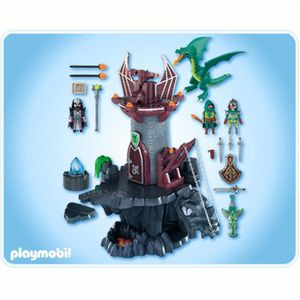 chateau playmobile achat vente jeux et jouets pas chers. Black Bedroom Furniture Sets. Home Design Ideas