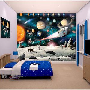 Papier peint enfant Fresque Murale Décorative Plan tes