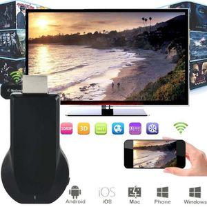 CÂBLE TV - VIDÉO - SON 1080p mirascreen par wifi display receveur av dong