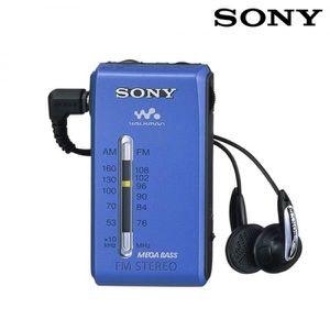 TUNER RADIO Miniradio de Poche Sony SRFS84