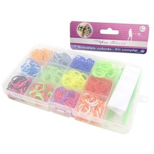 boite elastique pour bracelet achat vente boite elastique pour bracelet pas cher cdiscount. Black Bedroom Furniture Sets. Home Design Ideas