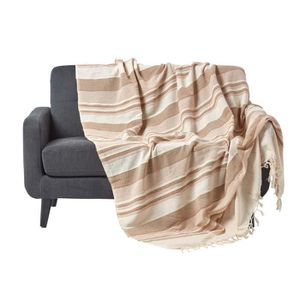 plaide boutis 150x150 achat vente plaide boutis 150x150 pas cher cdiscount. Black Bedroom Furniture Sets. Home Design Ideas