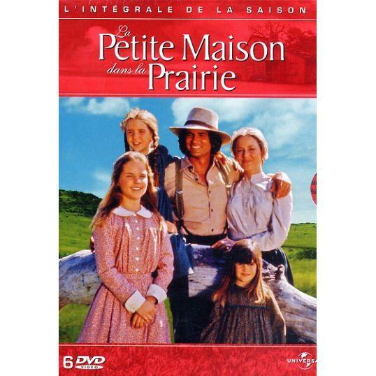 La petite maison dans la prairie saison 2 l 39 int g en dvd for 7 a la maison saison 2