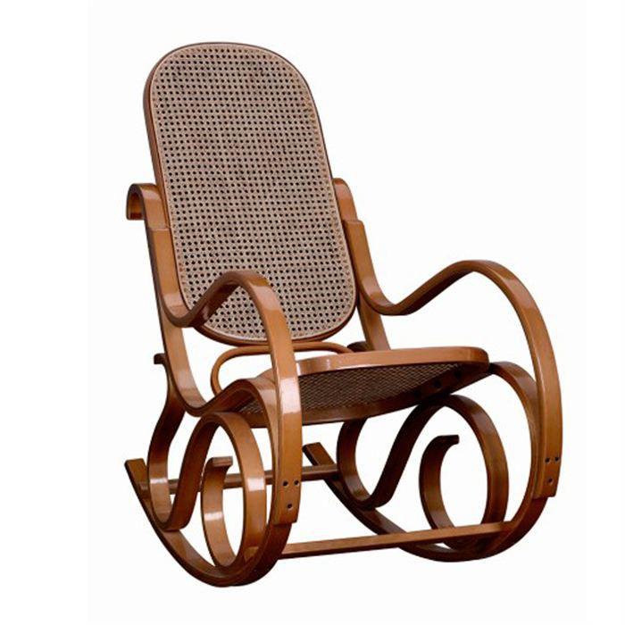 rocking chair horacio pour adulte achat vente fauteuil. Black Bedroom Furniture Sets. Home Design Ideas