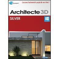 architecte 3d silver 2015 v17 6 t l charger cdiscount. Black Bedroom Furniture Sets. Home Design Ideas