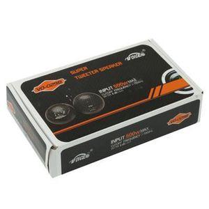kit haut parleur achat vente kit haut parleur pas cher cdiscount. Black Bedroom Furniture Sets. Home Design Ideas