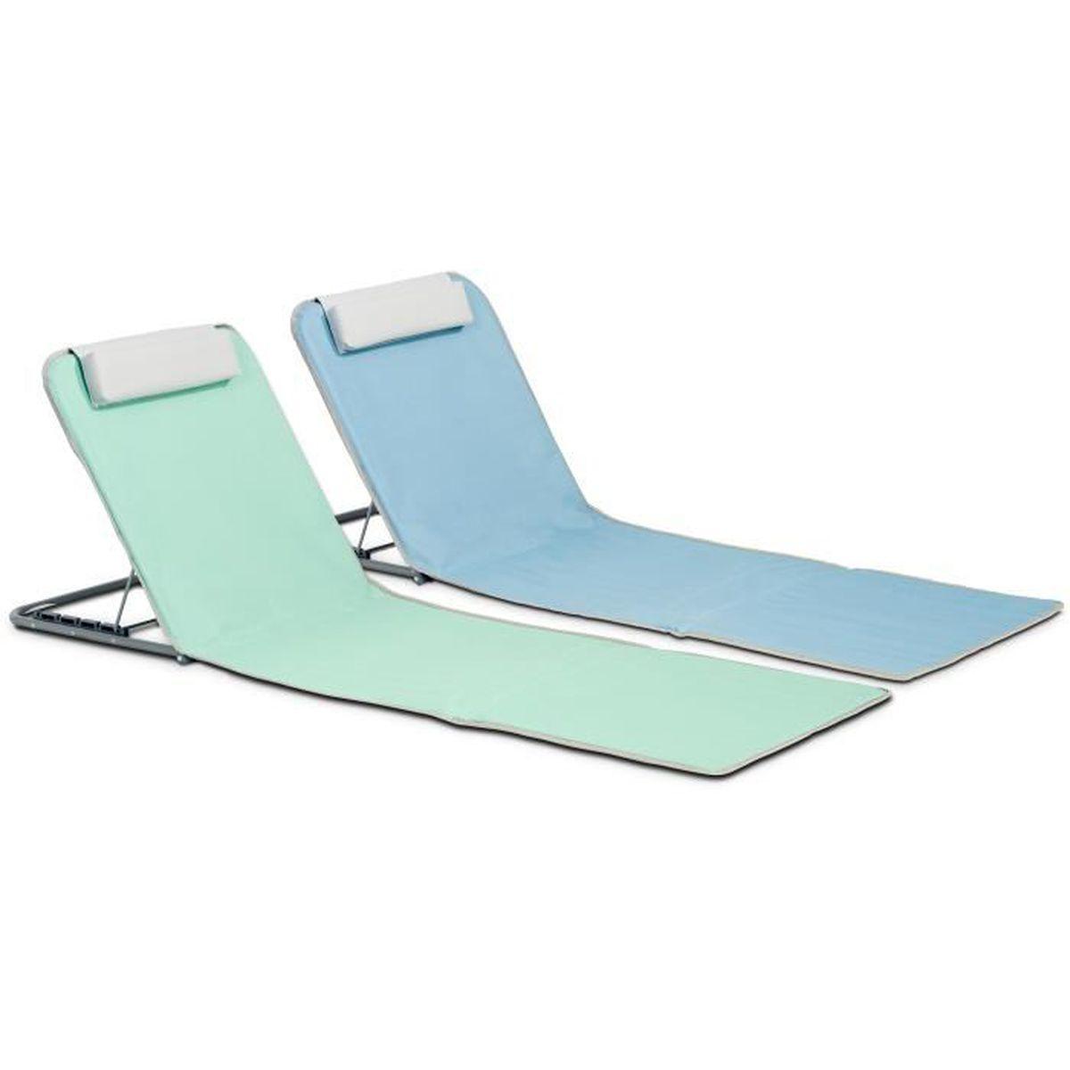 clic clac des plages achat vente pas cher les soldes sur cdiscount cdiscount. Black Bedroom Furniture Sets. Home Design Ideas