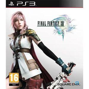 JEU PS3 FINAL FANTASY XIII / JEU CONSOLE PS3