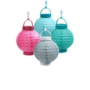 lanterne boule led achat vente lanterne boule led pas cher cdiscount. Black Bedroom Furniture Sets. Home Design Ideas