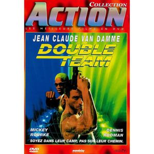 DVD FILM DVD DOUBLE TEAM - COLLECTION ACTION / JEAN CLAUDE
