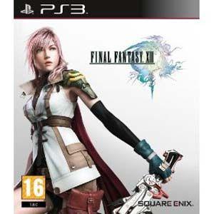 JEU PS3 PS3 FINAL FANTASY XIII 13