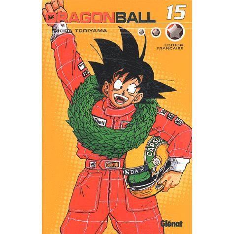 MANGA  Dragon Ball - Tome 15