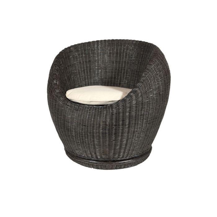 Fauteuil egg pivotant gris achat vente fauteuil gris cdiscount - Fauteuil pivotant gris ...
