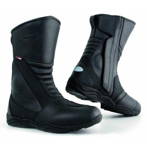 bottes cuir renforc es piste rac achat vente chaussure botte bottes cuir renforc es. Black Bedroom Furniture Sets. Home Design Ideas