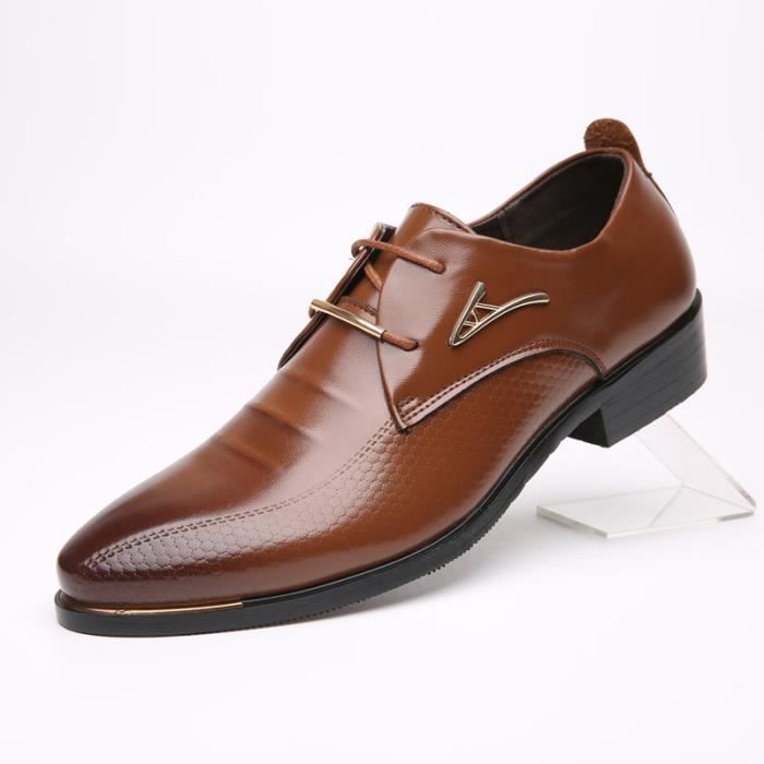 chaussures cuir 39 homme achat vente chaussures cuir. Black Bedroom Furniture Sets. Home Design Ideas