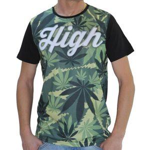 T-SHIRT Cash Money T Shirt homme High