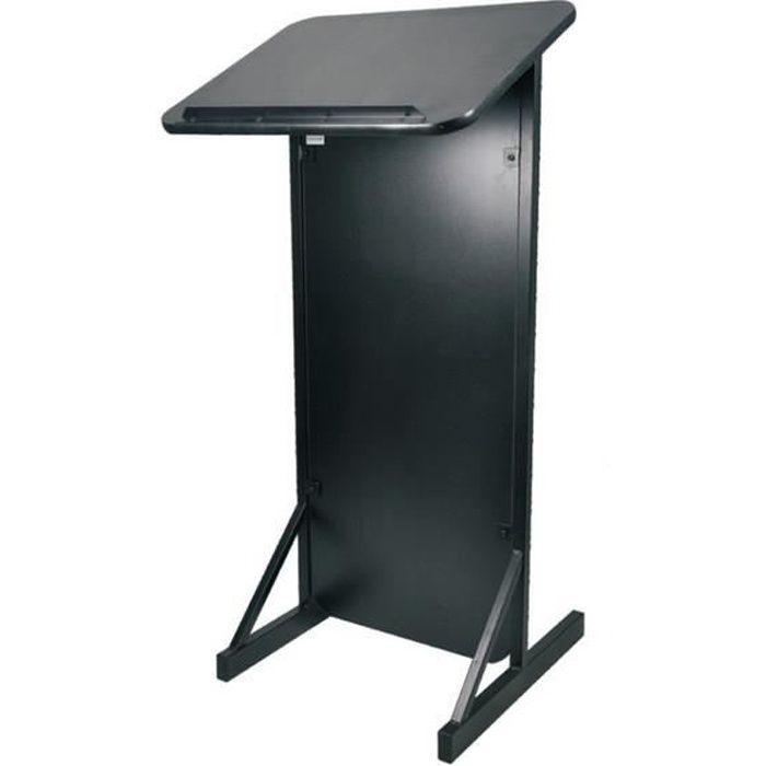 pupitre de conference pas cher achat vente les soldes sur cdiscount cdiscount. Black Bedroom Furniture Sets. Home Design Ideas