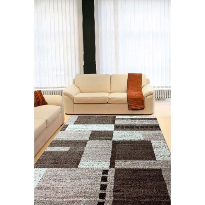 tapis salon parma 1 beige 200x290 par dezenco tapis. Black Bedroom Furniture Sets. Home Design Ideas