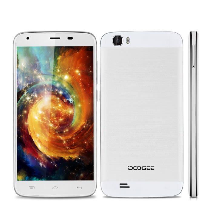 doogee t6 4g lte smartphone 5 5 ips android 5 1 mt6735