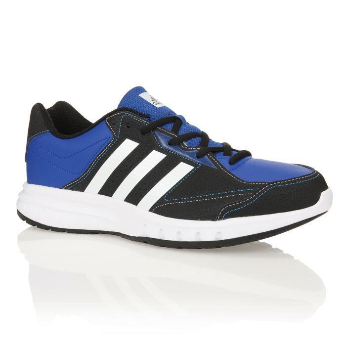 adidas chaussures multisport tr homme bleu et noir achat vente chaussures de fitness cdiscount. Black Bedroom Furniture Sets. Home Design Ideas