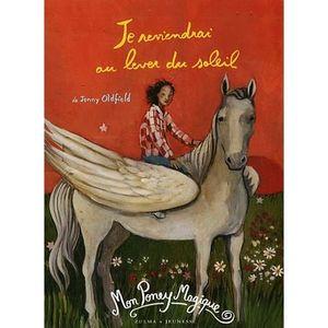 livre 9 12 ans mon poney magique tome 4
