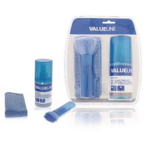 VALUELINE TV & Smart Media Nettoyant pour écran Kit 200 ml
