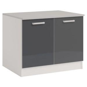 meuble de rangement achat vente meuble de rangement pas cher cdiscount page 3. Black Bedroom Furniture Sets. Home Design Ideas
