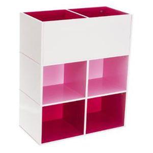 Cube de rangement blanc laque achat vente cube de rangement blanc laque p - Cube de rangement blanc laque ...