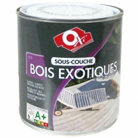 Sous couche bois exotique sc8 0 5 litre achat vente - Sous couche bois vernis ...