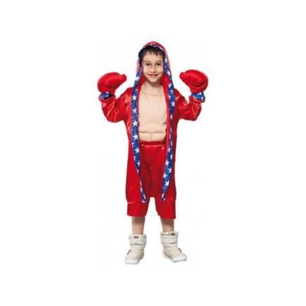 déguisement boxeur garçon