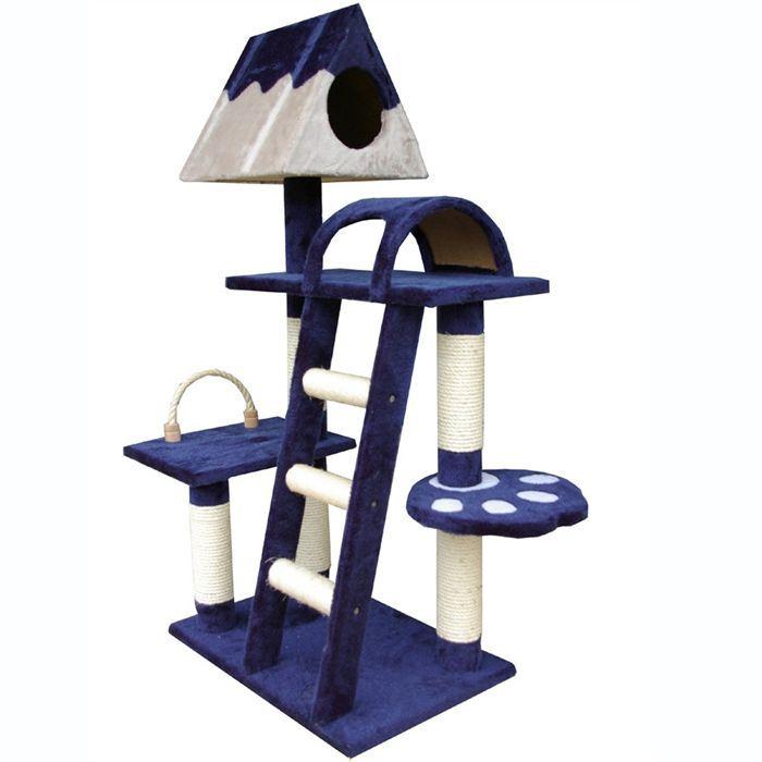 pet foods arbre chat sterop 124 cm achat vente peluche arbre chat sterop 124 cm cdiscount. Black Bedroom Furniture Sets. Home Design Ideas