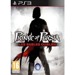 JEU PS3 Prince Of Persia : Les Sables Oubliés / Jeu pour c
