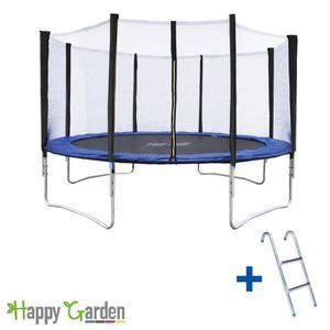 trampoline 4 m achat vente jeux et jouets pas chers. Black Bedroom Furniture Sets. Home Design Ideas