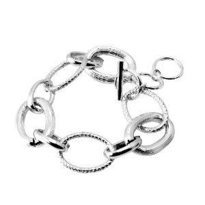 BRACELET - GOURMETTE Bracelet en Alliage pour Charms