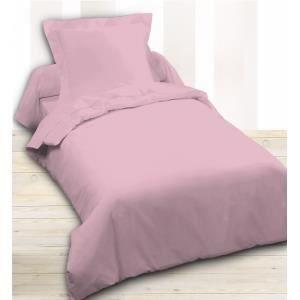 couette couleur unie 140x200 achat vente couette couleur unie 140x200 pas cher cdiscount. Black Bedroom Furniture Sets. Home Design Ideas