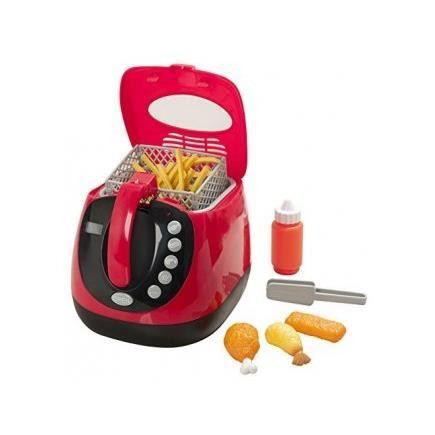 ma friteuse avec accessoires jouet electromen achat vente dinette cuisine cdiscount. Black Bedroom Furniture Sets. Home Design Ideas