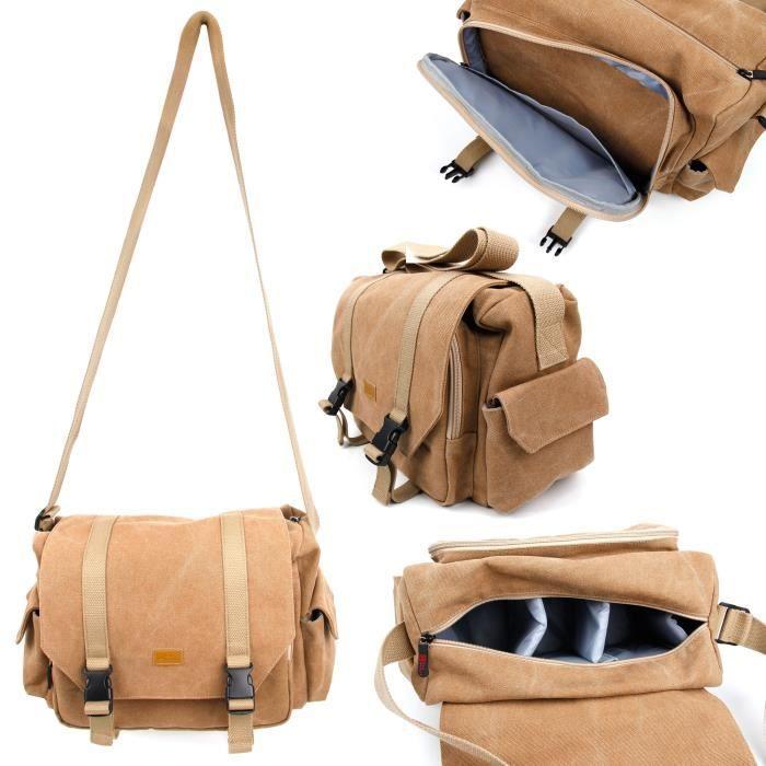 sac pour appareil photo nikon coolpix l340 l330 p610. Black Bedroom Furniture Sets. Home Design Ideas