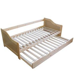 Lit gigogne avec tiroir lit achat vente lit gigogne avec tiroir lit pas c - Lit avec tiroir pas cher ...