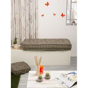 coussin pour banc achat vente coussin pour banc pas cher cdiscount. Black Bedroom Furniture Sets. Home Design Ideas