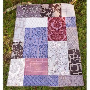 Tapis Moderne Violet Achat Vente Tapis Moderne Violet