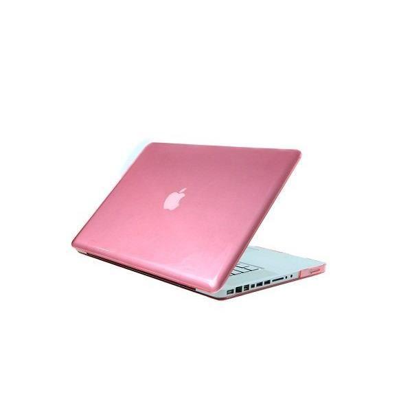 Clear housse de pour macbook pro 13 3 pink achat for Housse macbook pro 13