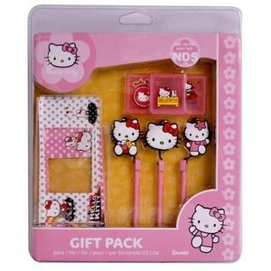 PACK ACCESSOIRE Pack Hello Kitty 10 Accessoires / Accessoire conso