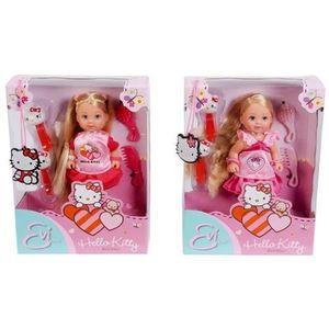 Poupee hello kitty achat vente jeux et jouets pas chers - Maison de poupee hello kitty ...
