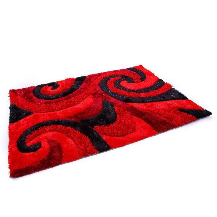 Tapis moderne et design 160 x 230 cm achat vente tapis cadeaux de no l cdiscount Tapis moderne design