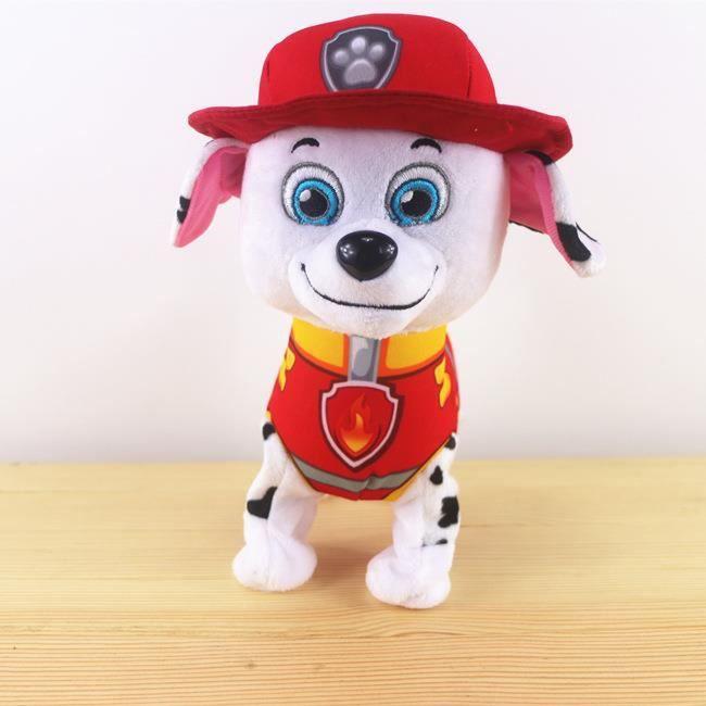 jouet de barking musical robot chien interactif lectrique animaux peluche jouet lectronique. Black Bedroom Furniture Sets. Home Design Ideas