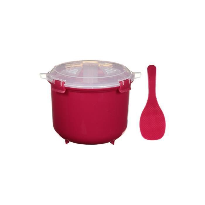 cuit vapeur pour micro ondes tu rouge achat vente cuit vapeur cuit vapeur pour micro. Black Bedroom Furniture Sets. Home Design Ideas