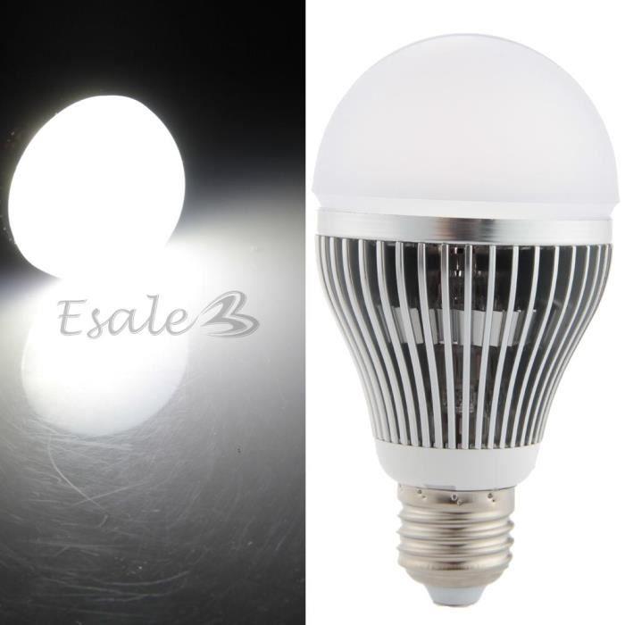 E27 9w 720lm 5630 smd led ampoule lampe blanc chaud 60w incandescent acha - Que produit une lampe a incandescence ...