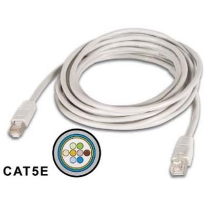 cable reseau ftp connecteur rj45 cat 5e 100mbps prix. Black Bedroom Furniture Sets. Home Design Ideas