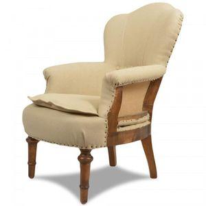 fauteuil lin achat vente fauteuil lin pas cher soldes d hiver d s le 11 janvier cdiscount. Black Bedroom Furniture Sets. Home Design Ideas