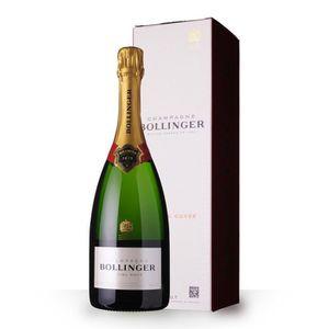 CHAMPAGNE Bollinger Spécial Cuvée Brut 75cl - Etui - Vins Ef
